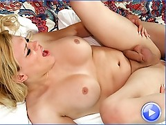 Sexy shemale Jesse meets her undercover lover in a hotel for a scandalous sex session