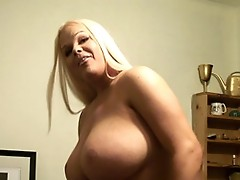 Really Busty Holly Sweet Masturbating