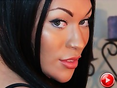 The spectacular Mia Isabella makes her first appearance on Shemale Pornstar in a romantic hardcore scene