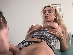 Shemale Gia Darling, electro shock and slaves getting ass fucked!