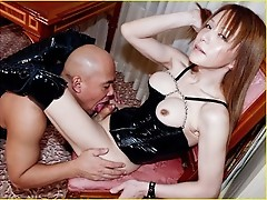 AV actress Mai makes love to her sex slave