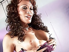 Mia Isabella Masturbating Her Big Fat Dick